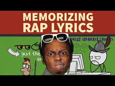 2 Easy Ways to Memorize Your Rap Lyrics