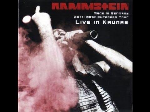 Rammstein (live in Kaunas 2012) FREE DOWNLOAD MP3 & WAV !!!