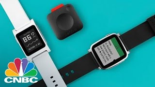 Pebble Hits $1M Crowdfunding Goal Soon After Releasing Gadgets: Bottom Line | CNBC
