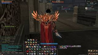 Lineage 2 Ghost Hunter Status Legendary HighFive Olympiad