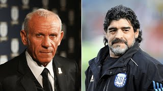 Peter Reid: Diego Maradona 'one of the greatest footballers to ever walk the planet'