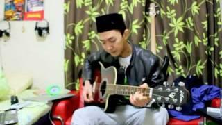 bintang hidupku ipang acoustic guitarr cover. zhal MOV