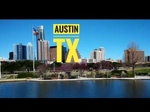 Austin, Texas city tour on a Segway || USA ||