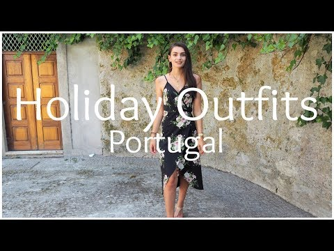 What I Wore This Week In Portugal | Peexo