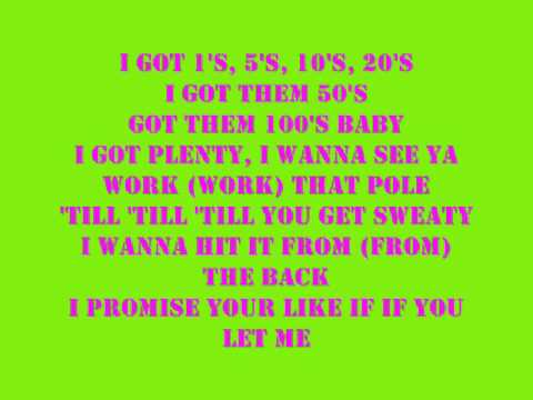 move shake drop lyrics