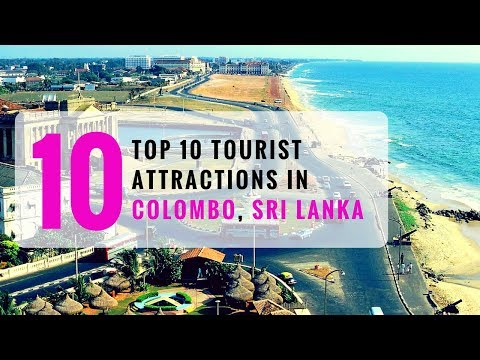 Top 10 Tourist Attractions in Colombo, Sri Lanka | Colombo Points of Interest - Tourist Junction