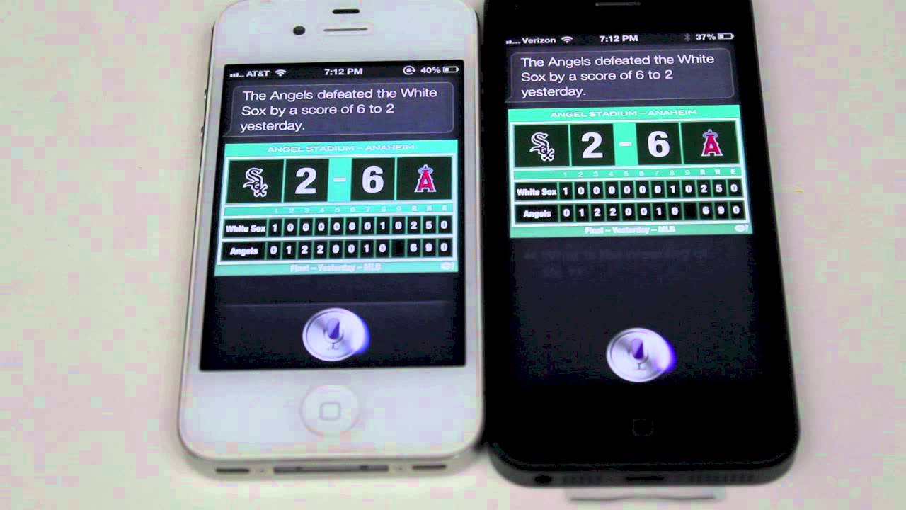 siri not working iphone 5 iphone 4s vs iphone 5 siri showdown 18018