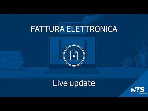 Consolle: principali funzionalità - Live Update