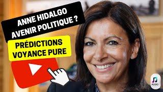 #191 Quel avenir politique pour Anne Hidalgo ? - Bruno Voyant Médium Voyance Maire Paris Élection