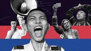 El poder de la protesta pacífica