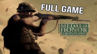 Medal of Honor Frontline Full Game Movie