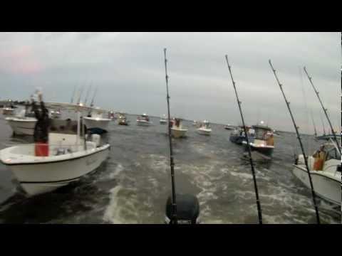 US Open King Mackerel Tournament 2012 - Wahooligans Highlight Reel