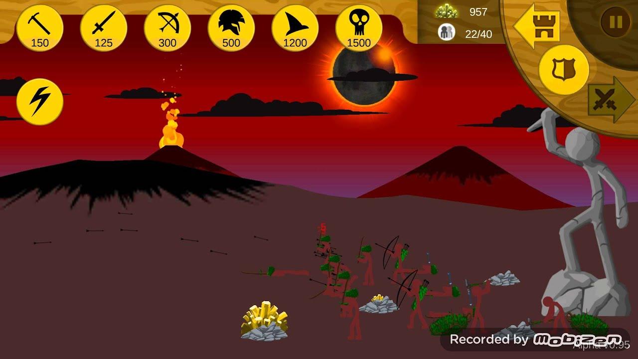 Stick War Legacy: Final Level on Insane! (Alpha 0.95 ...