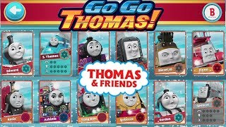 Thomas & Friends: Go Go Thomas! New Update 2018 - ALL ENGINES UNLOCKED!