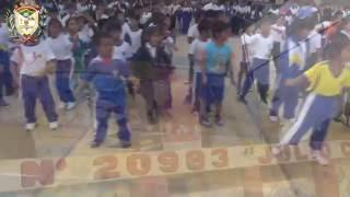 """MUNICIPALIDAD DISTRITAL DE HUALMAY  REALIZO EL """"DÍA DEL DESAFÍO"""""""
