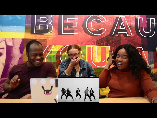 MY FRIENDS REACTS TO NCT U - THE 7TH SENSE