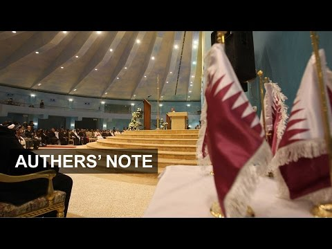 Money flows from Doha | Authers' Note