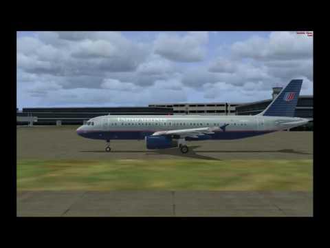 FSX-Steam- Aerosoft Airbus A320 [TJSJ-TIST] Cyril E King Airport-Saint Thomas/U.S.Jungferninseln