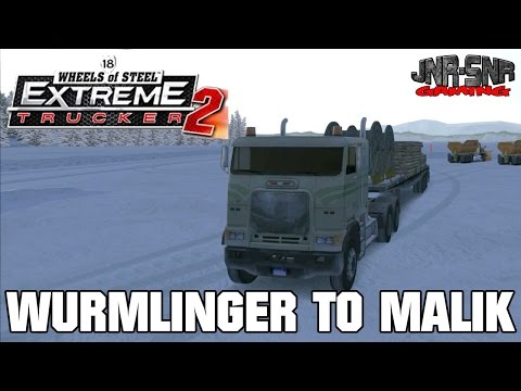 18 WOS ET2 | Wurmlinger to Mallik Cable | SPOOLS AND RIG MATS