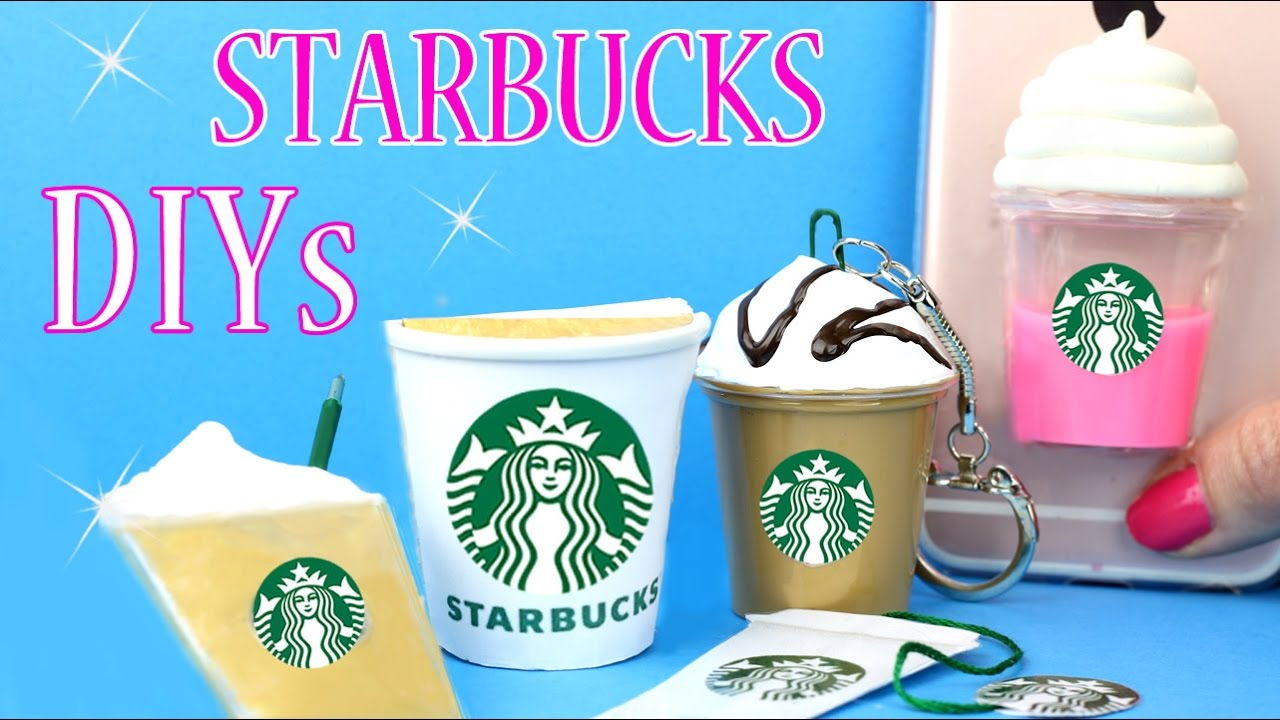 Diy School Supplies 5 Starbucks Diys Liquid Phone Case