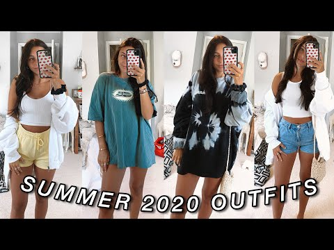 SUMMER OUTFITS OF THE WEEK (outfit Ideas)