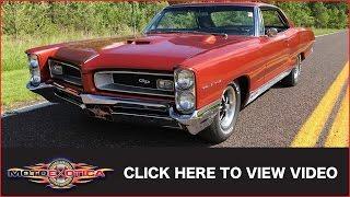 1966 Pontiac Grand Prix Coupe (SOLD)