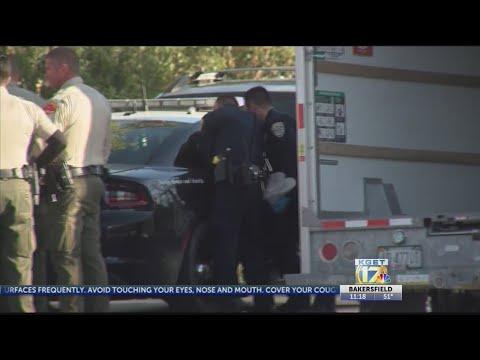 CHP, KCSO Track Down Stolen U-Haul Truck