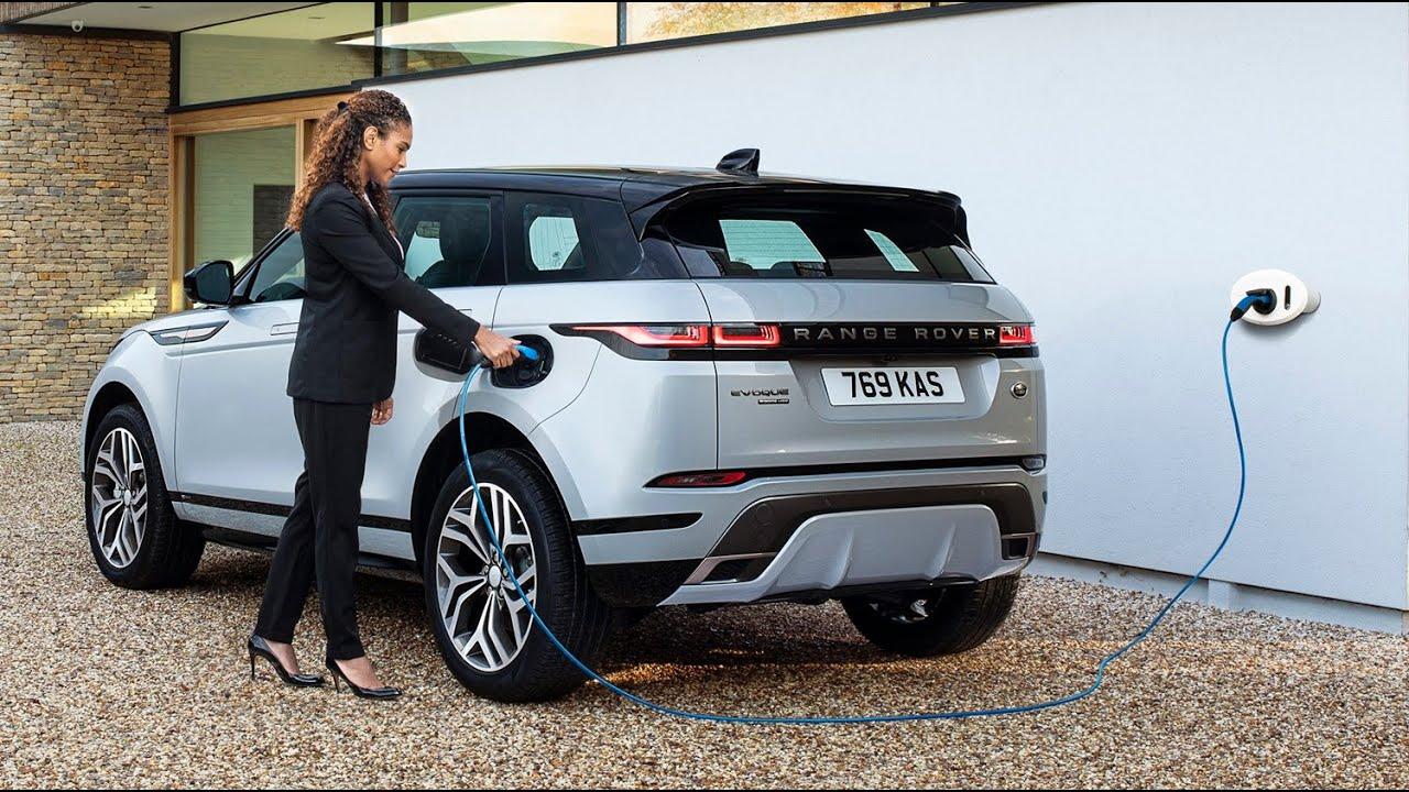 2021 Range Rover Evoque Review