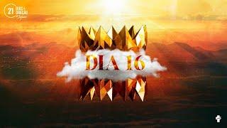 21 Dias de Oração e Jejum - ESPERANÇA - Dia 16