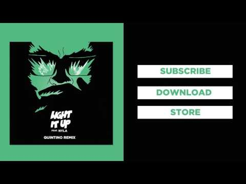 Major Lazer - Light It Up (feat. Nyla) (Quintino Remix) (Official Audio)