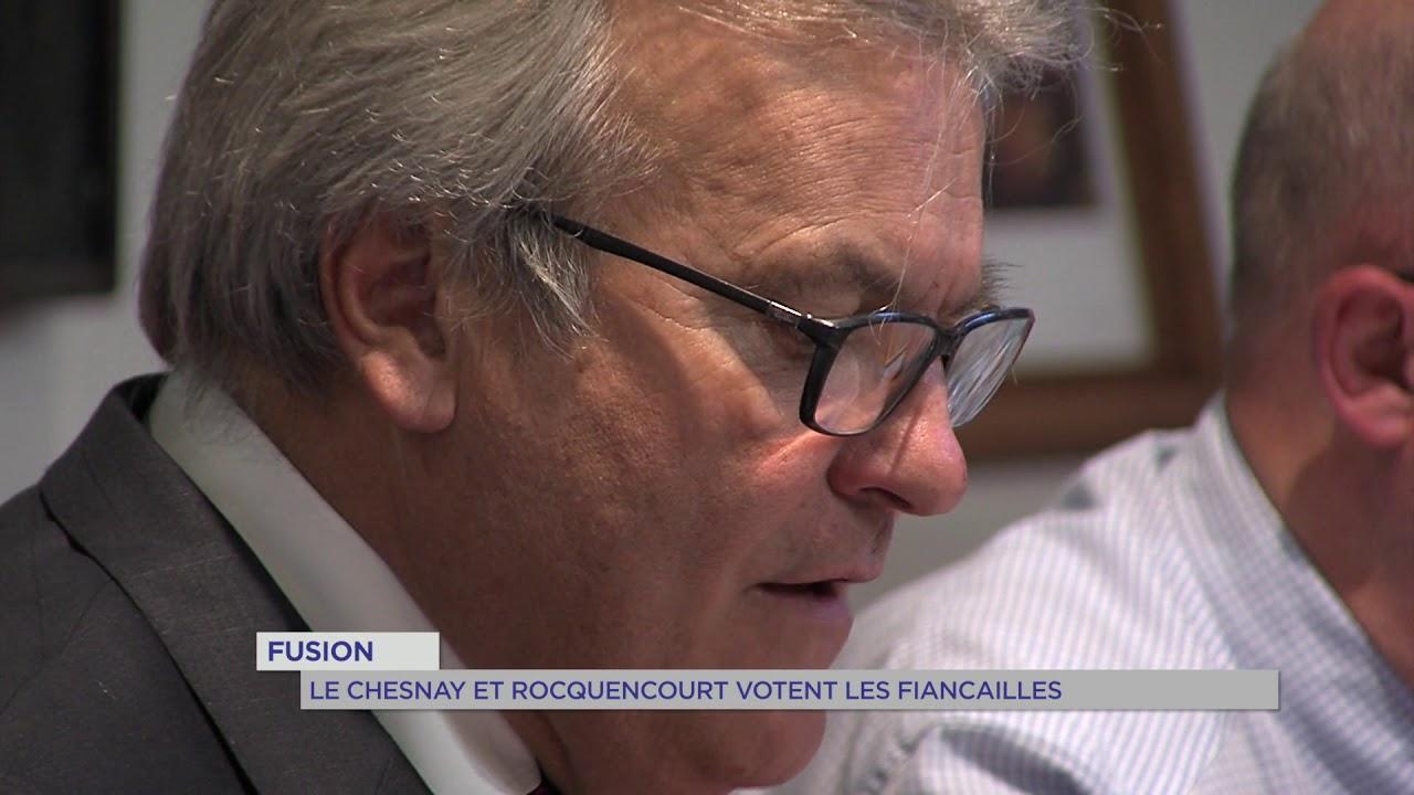 Fusion : Le Chesnay et Rocquencourt votent les fiançailles