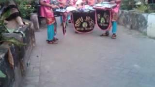 Lomba Musik patrol sapu jagat MTs NH juri 3