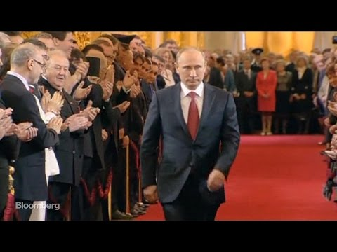A 2-Minute History of Vladimir Putin