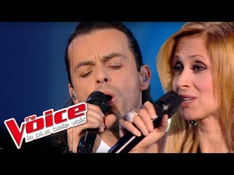 Lara Fabian & Nuno Resende – Adagio | The Voice France 2013 | Finale