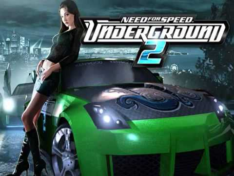 Lil John - Get low (NFS Underground 1 Soundtrack)