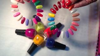 QRS Nail Lacquer from Sheba Nails