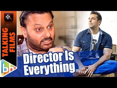 Salman Khan Thinks Director Is Everything On The Set | Anil Sharma