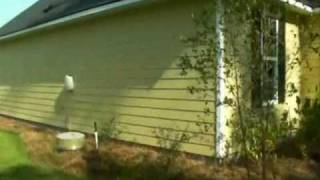 House For Sale    Franks Creek Landing   Hahira Ga -Part One-
