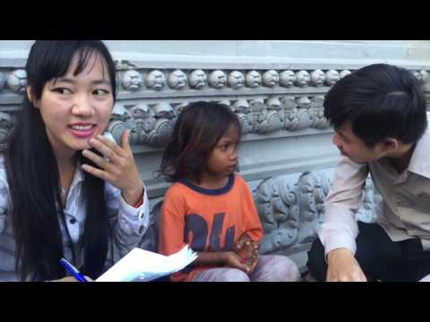 The studying of street children (Group2)