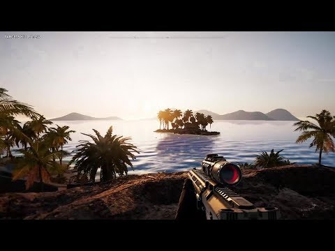 Far Cry 5 - Custom Map Series Eps 18 - Hawaii Islands
