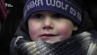 «Різдвяний трамвай» курсував Харковом