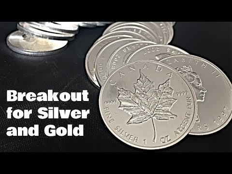 When Will Silver and Gold Breakout of this Range?