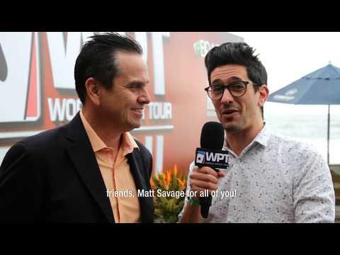 WPT Brasil - Interview with Matt Savage (Part 2 of 2)