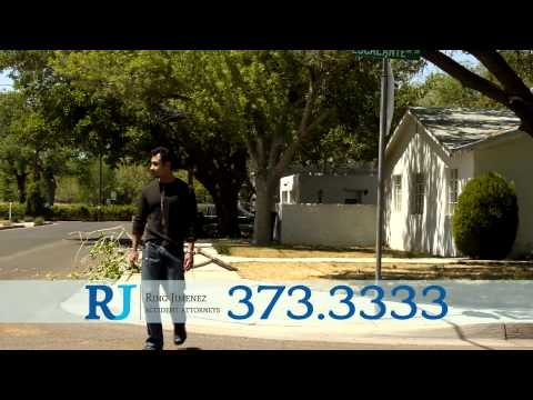 Ring Jimenez Accident Attorneys - Pedestrian Accident - New Mexico Personal Injury
