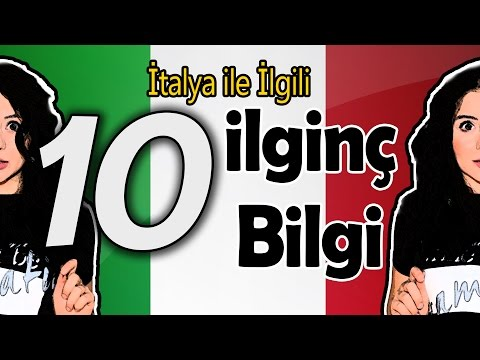 İtalya Ile İlgili 10 İlginç Bilgi