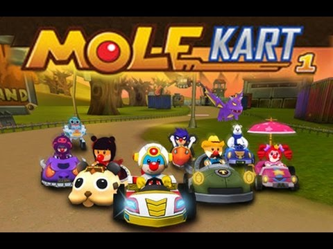 mole kart android