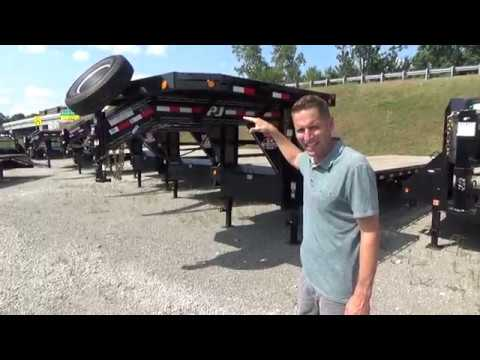 Gooseneck Flatbed Equipment Trailers * DR Trailer Sales* Best Deals