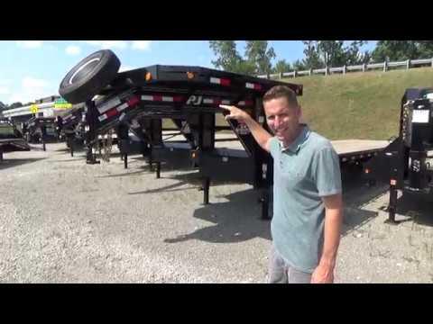 Gooseneck Flatbed Equipment Trailers * DR Trailer Sales* Best Deals