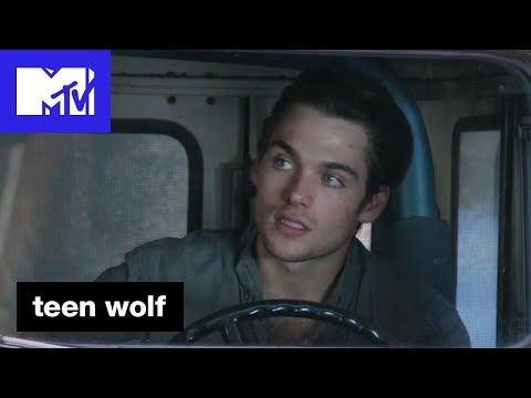 Dylan Sprayberry 'The Roscoe Confessionals'  Teen Wolf Season 6B  MTV