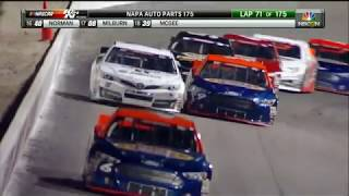 NASCAR K&N Pro Series West 2018. Kern County Raceway Park (2). Full Race